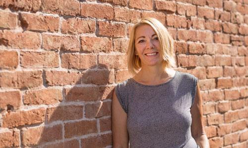 Fachfrau für Entspannungsverfahren Gabriele Falk im Wellnesshuus Lausen