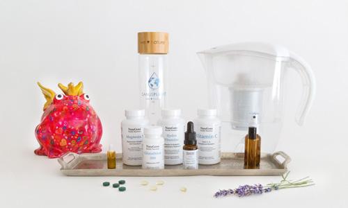 Produkte von Lifewave Pflaster bis ätherische Öle im Wellnesshuus Gabriele Falk
