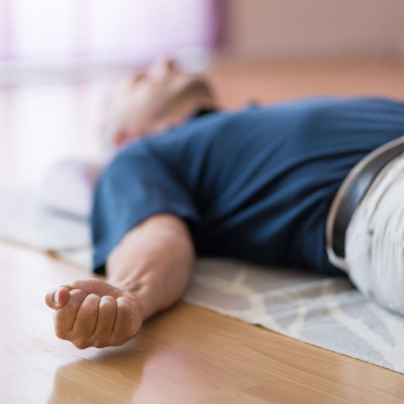 Medizinische progressive Muskelentspannung – gegen den Stress