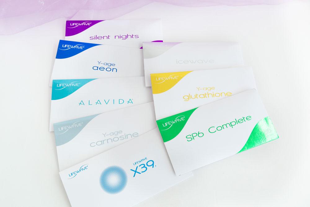 Die speziellen Pflaster von Lifewave setzen auf die Fototherapie.
